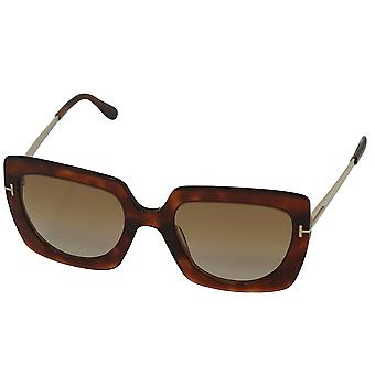Tom Ford Jasmine Sunglasses FT0610 53F