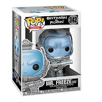Funko Pop! Vinyl Batman & Robin Mr. Freeze #342