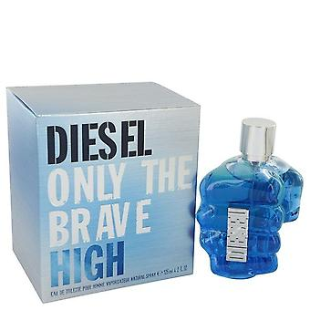 Only the brave high eau de toilette spray by diesel 542071 125 ml