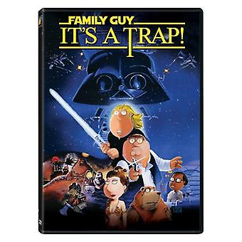 Family Guy: It's a Trap [DVD] USA import