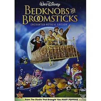Bedknobs & Broomsticks [DVD] USA import