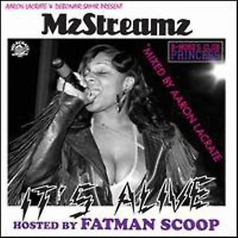 Mz Streamz - It's Alive [CD] USA import