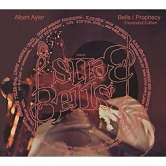 Albert Ayler - Bells / Prophecy: Expanded Edition [CD] USA import