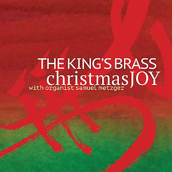 King's Brass - Christmas Joy [CD] USA import