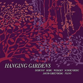 Berg / Arnold - Hanging Gardens [CD] USA import
