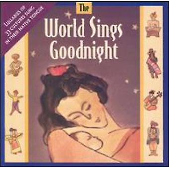 World Sings Goodnight - World Sings Goodnight [CD] USA import