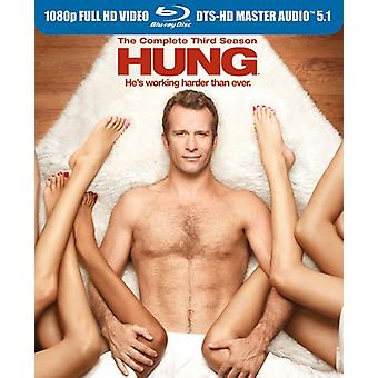 Hung - Hung: Season 3 [BLU-RAY] USA import