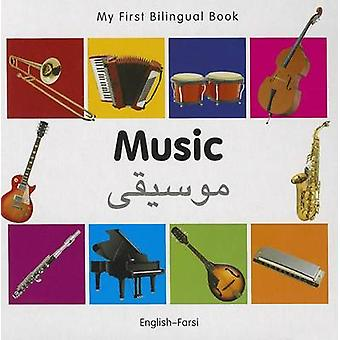 My First Tweetalual Book Music Englishfarsi door Milet Publishing