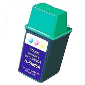 RudyTwos ersättning för HP 25 bläck bläckpatron Tri-Colour(CyanYellow&Magenta) kompatibel med 310, 311, 420, 310-420c, 540, 340 cm, 340, 560C, 2230IJ, 550C, 550C, 400, 560C, 320