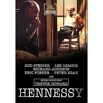 Hennessy [DVD] USA import