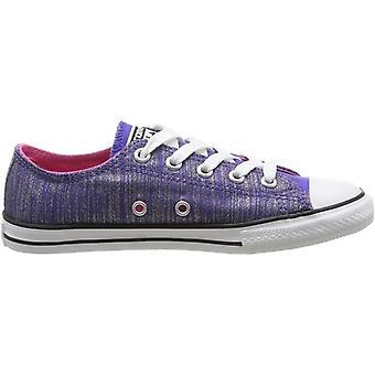 كونفيرس Ct شرق كوستر Periwinkle 647731C أحذية جونيورز أحذية