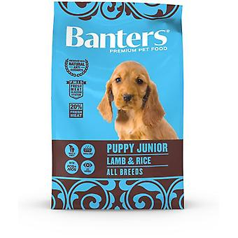 Banters Puppy & Junior Lamb (Dogs , Dog Food , Dry Food)