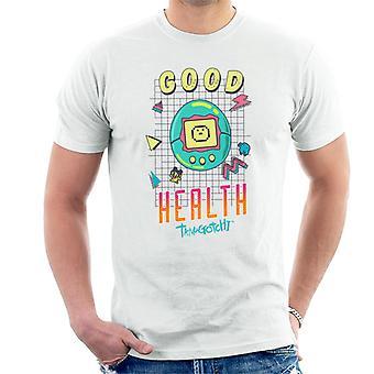 Tamagotchi Good Health Retro Men's T-Shirt