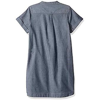 / J. Crew Brand- LOOK by Crewcuts Girls' Chambray Shirt Dress, X-Large ...