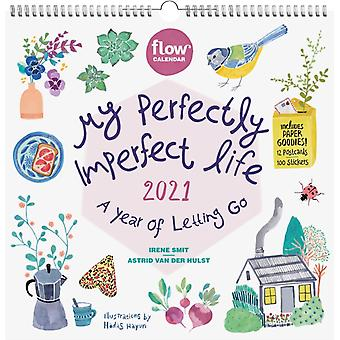 2021 Flow My Perfectly Imperfect Life Calendar by Editors Of Flow Magazine & With Workman Calendars