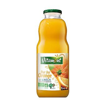 Pure orange juice from Greece 1000 ml
