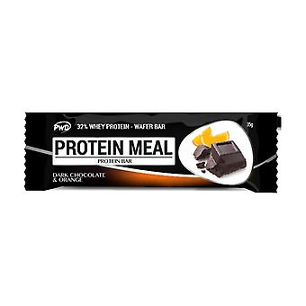 Dark Chocolate Bar with Orange 1 bar (35g)