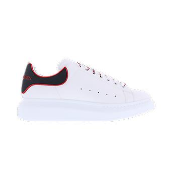 Alexander McQueen Sneake Leath S.Rubb. Larr White 625156WHXMT9183 chaussure