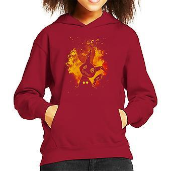 Mimikyu Ghost Fairy Kid's Hooded Sweatshirt