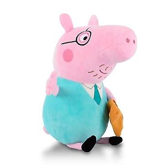 Peppa Pig George Family Plush Toy - Peppa Pig Stuffed Doll Party Decorations Ornament Peppa Pig Birthday Gift Toys For Children
