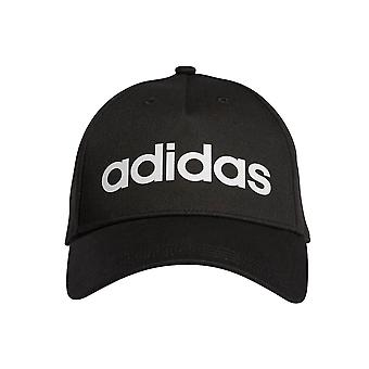 adidas Daily Sports Snapback Baseball Cap Hat Black