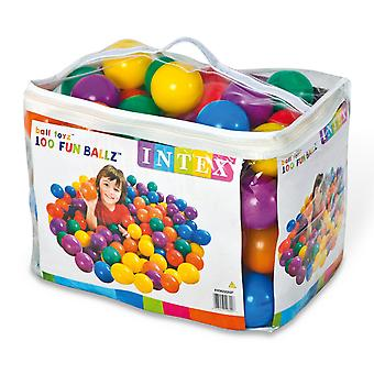 Fun Ballz / Bollhav 100pcs