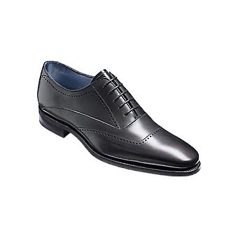 Barker Thomas - Black Calf  | Mens Handmade Leather Oxford | Barker Shoes