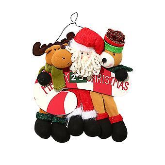 Decoração do Enfeite de Natal Dom Noel