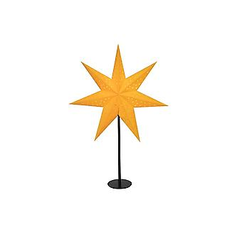 1 Lampe de table Light Christmas Star Black, E14