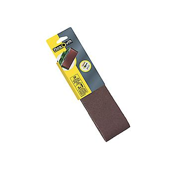 Flexovit Cloth Sanding Belts 533 x 75mm Assorted (Pack of 6) FLV26790