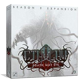 Saison 2 Expansion Pack: Death May Die