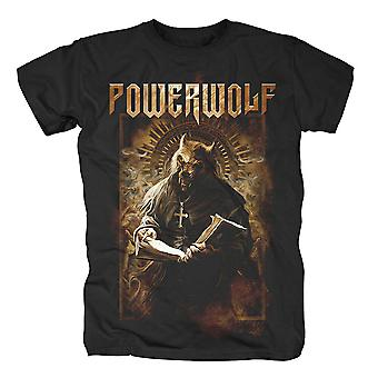 Powerwolf Stossgebet T shirt