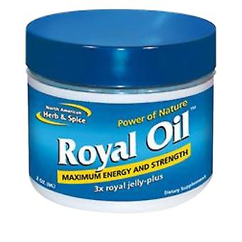 North American Herb & Spice Royal Oil, 2 OZ