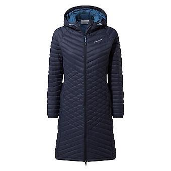 Craghoppers Ladies Expolite Long Hooded Jacket