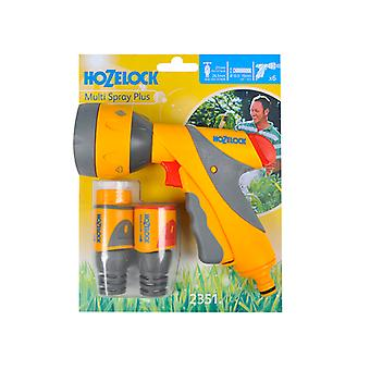 Hozelock 2351 Multi Spray Gun Plus Starter Set HOZ2351