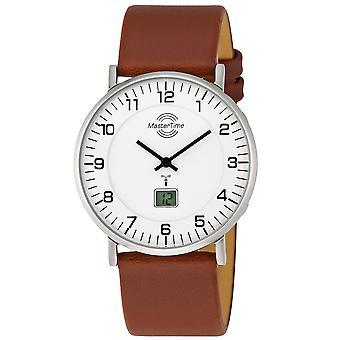 Mens Watch Master Time MTGS-10561-12L, Quartz, 42mm, 5ATM