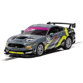 Scalextric C4182 Ford Mustang GT4 - British GT 2019 Race Performance Car