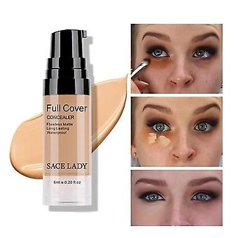 Langlebig, wasserdicht und matt Finish-full Face Coverage Concealer