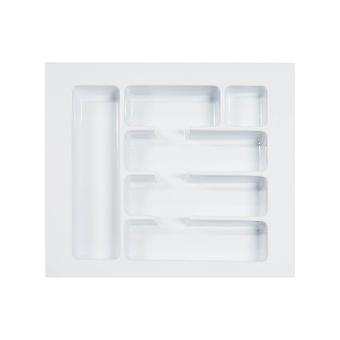 Multi-purpose Cutlery Tray Insert Trim Fit Space Saver Drawer Organizer