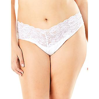 Cosabella Never Say Never Plus Size Women's Lace Thong