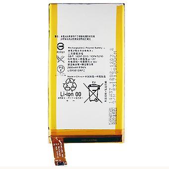 2600mAh לי פולימר סוללה LIS1561ERPC עבור Sony XperiaZ3 קומפקטי / Z3mini / C4 / M55W / SO-02G / D5833 / E5353 / D5803