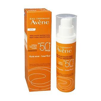 Unscented sunscreen SPF 50+ 50 ml