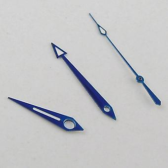 Blue Watch Hand Wathces Repair Replacement Tool Parts For Eta 2824 Watch