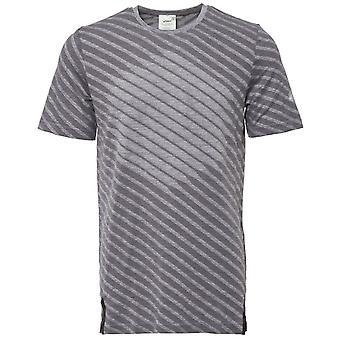 Asics Mens Seamless Top Gym Running Training T-Shirt Grey 146396 0773