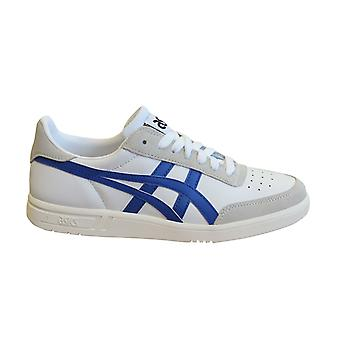AsicsTiger Gel-Vickka TRS White Leather Lace Up Mens Trainers 1193A033 102