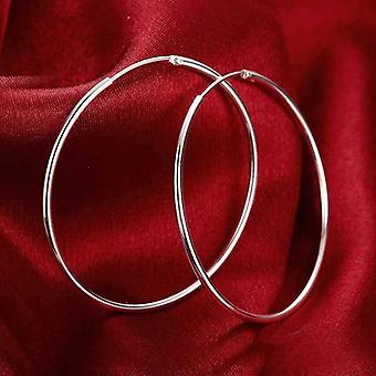 Cirkel Hoop Örhänge