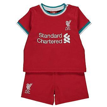 Liverpool FC Baby/Toddler T-Shirt & Shorts Set | 2021