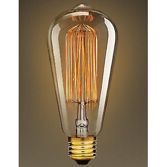 Marconi štýl Edison žiarovky