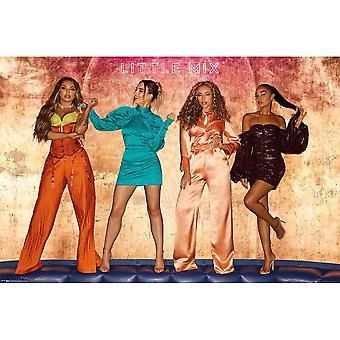 Little Mix Bold Poster