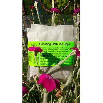 Organiczne kojące torebki herbaty wanna- 3 pack